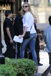 Kate Upton - Out in Beverly Hills, April 2015