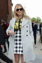 Kate Upton Style - at the Vogue Festival in London, April 2015