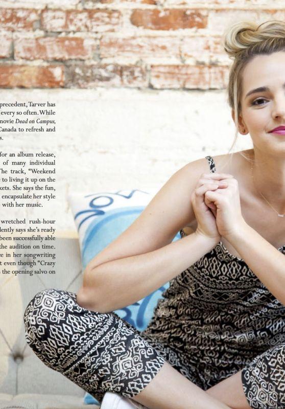 Katelyn Tarver - Ragged Magazine April 2015 Issue