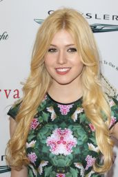 Katherine McNamara - Chrysler John Varvatos 2015 Stuart House Benefit in Los Angeles