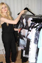 Katherine McNamara - Full Moon Bazaar at the Skybar in West Hollywood, April 2015
