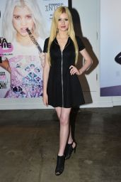 Katherine McNamara - POPULAR Launch Party Sponsored by Wildfox in Los Angeles, April 2015