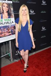 Katherine McNamara - See You In Valhalla Premiere in Hollywood