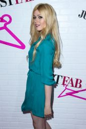 Katherine McNamara Style - JustFab Ready-To-Wear Launch Party Hollywood