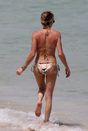 Katie Cassidy Hot in a Bikini on Miami in Beach, April 2015