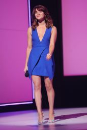Katie Stevens - MTV 2015 Upfront Presentation in New York City