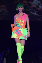 Katy Perry Performs at Prismatic World Tour in Guangzhou - April 2015