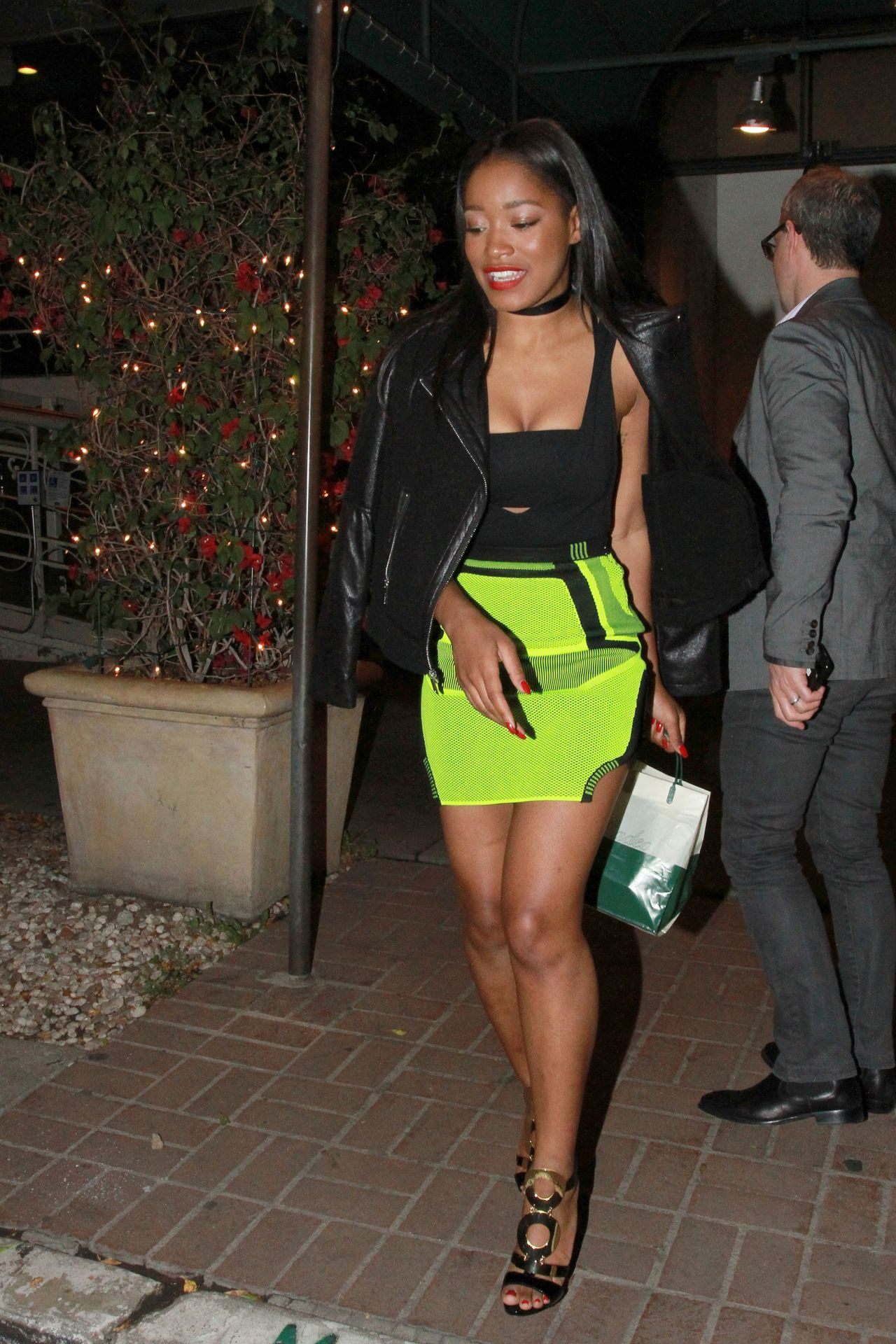 Keke palmer see through candids in new york new pictures
