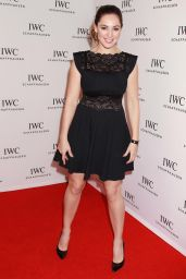 Kelly Brook – 2015 IWC Schaffhausen 'For the Love of Cinema' Gala in NYC