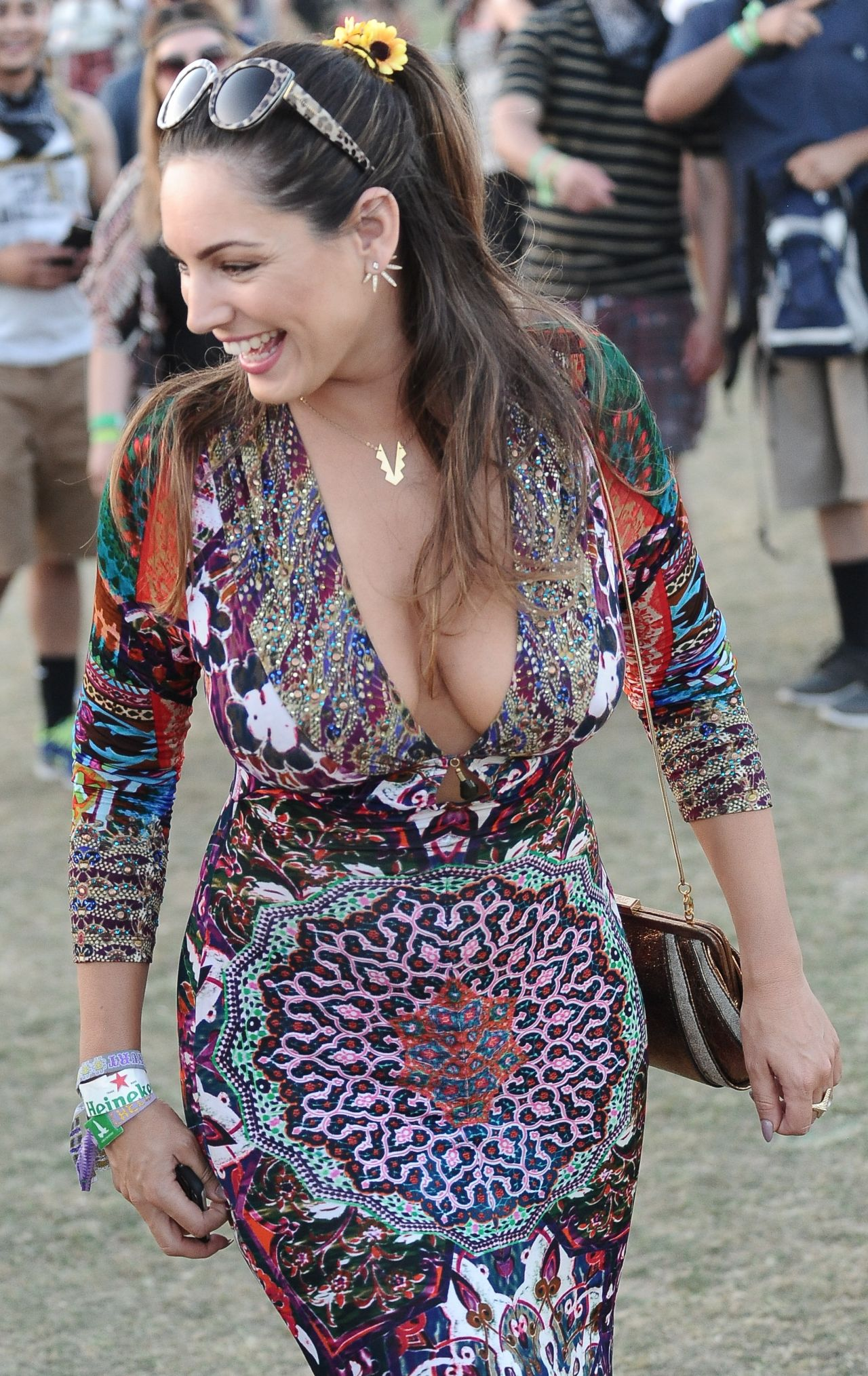 Kelly Brook Fashion Style