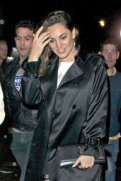 Kelly Brook Night Out Style - London, April 2015