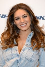 Kelly Brook - Skechers Campaign Launch in London, April 2015