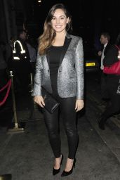 Kelly Brook Style - Out in London, April 2015