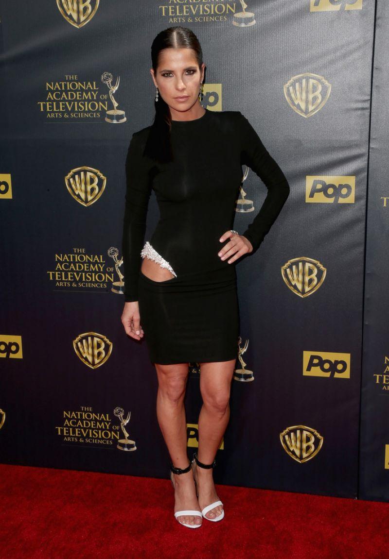 Kelly Monaco – 2015 Daytime Emmy Awards in Burbank
