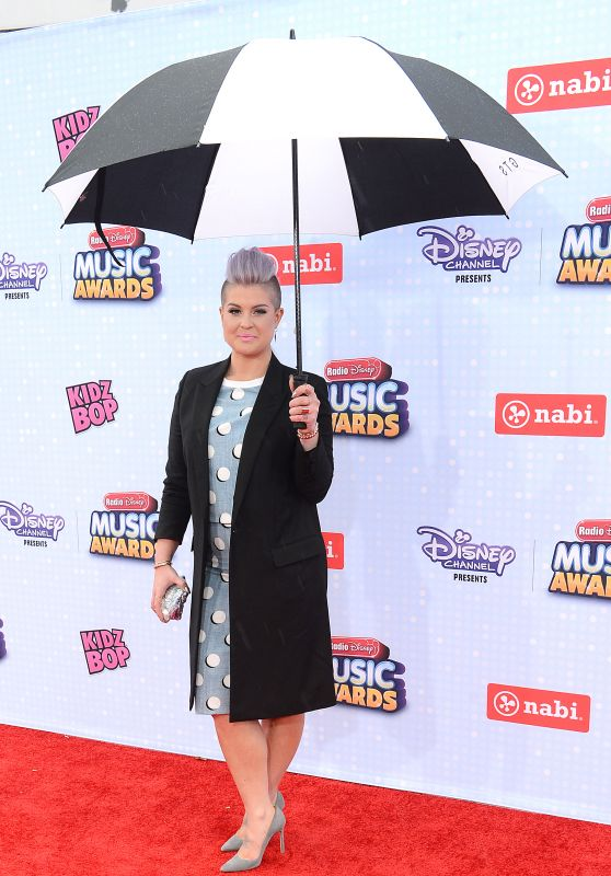 Kelly Osbourne – 2015 Radio Disney Music Awards in Los Angeles