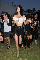 Kendall Jenner – 2015 Coachella Music Festival, Day 2, Empire Polo Grounds, Indio
