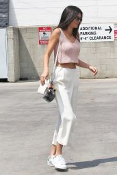 Kendall Jenner Casual Style - Out in LA, April 2015