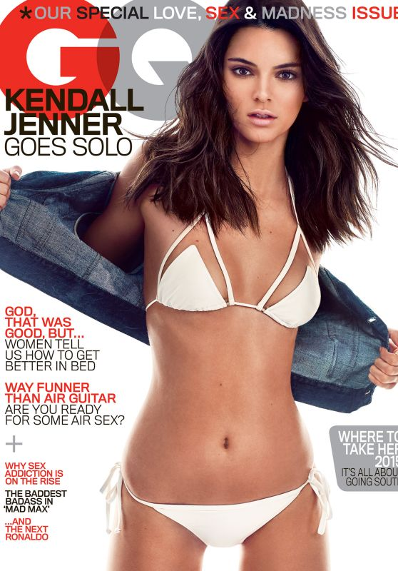 Kendall Jenner - GQ Magazine May 2015 Cover