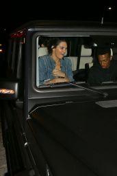 Kendall Jenner - LA Brea Avenue in Los Angeles, April 2015