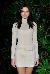 Kendall Jenner - Launch of the Mycalvins Denim Series