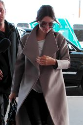Kendall Jenner - LAX Airport in Los Angeles, April 2015