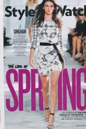 Kendall Jenner - People Magazine March 30th 2015 Issue