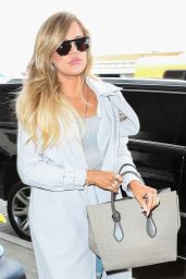 Khloe Kardashian - LAX Airport in LA, April 2015