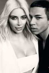 Kim Kardashian – More Photos from ELLE Magazine (France) March 2015