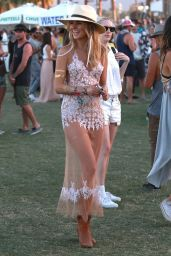 Kimberley Garner – 2015 Coachella Music Festival, Day 3, Empire Polo Grounds, Indio