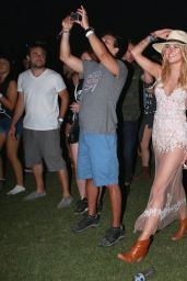 Kimberley Garner – 2015 Coachella Music Festival, Day 3, Empire Polo Grounds, Indio