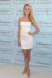 Kimberley Garner - Launch Party for Her Luxury Swimwear Collection in West Hollywood