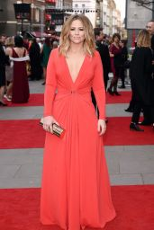 Kimberley Walsh – 2015 Olivier Awards in London