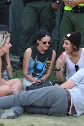 Kristen Stewart - 2015 Coachella Music Festival Weekend 2 in Indio
