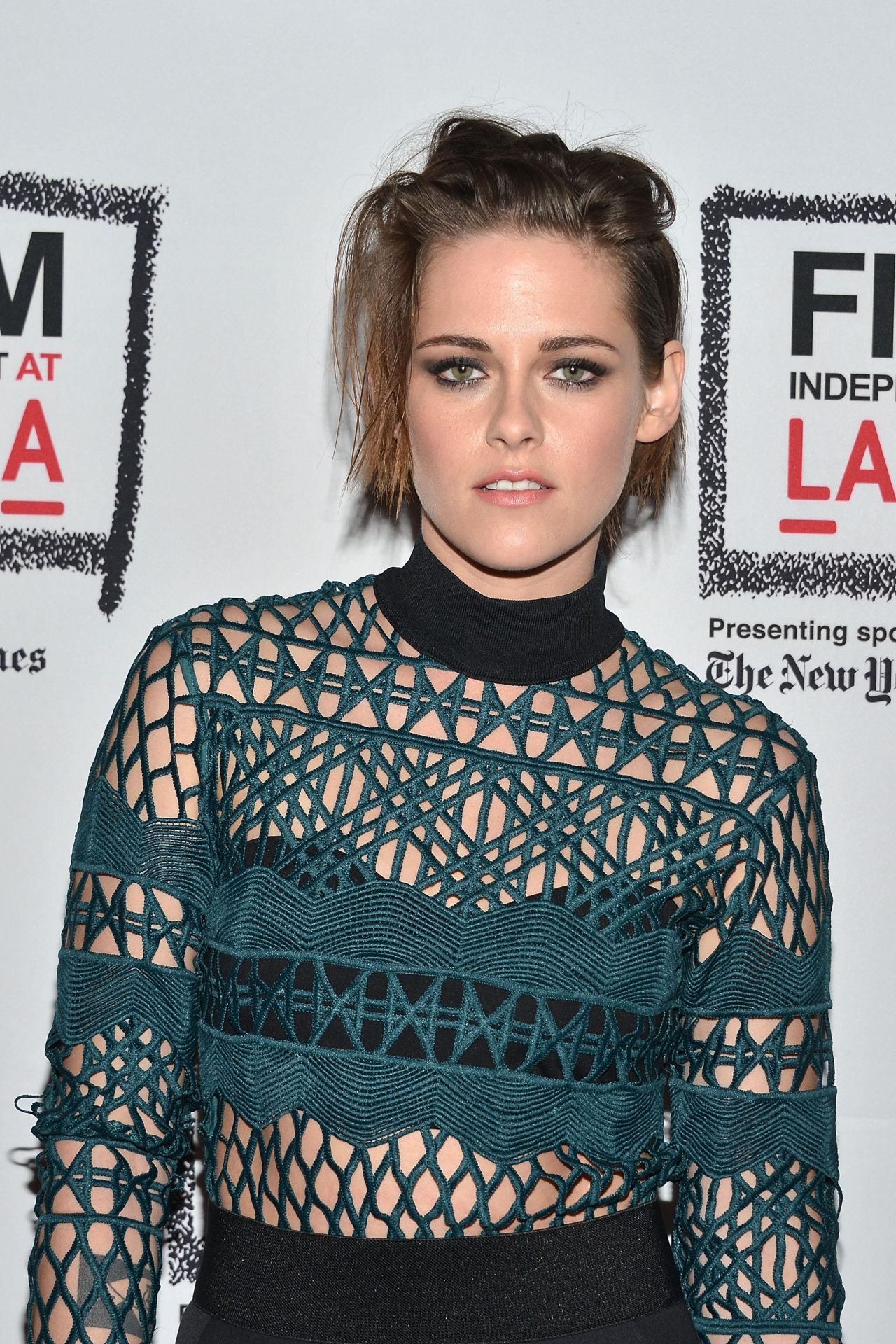 Kristen Stewart - Clouds of Sils Maria Screening, LACMA, Los Angeles