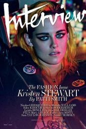 Kristen Stewart - Interview Magazine March 2015 Issue