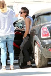 Kristen Stewart - Out in LA, April 2015