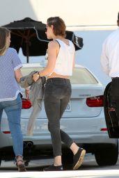 Kristen Stewart - Out in LA, April 2015