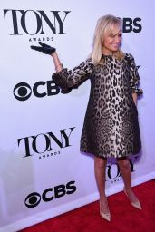Kristin Chenoweth - 2015 Tony Awards Meet The Nominees Press Reception in NYC