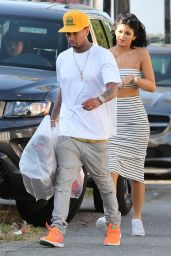 Kylie Jenner - Out in Hollywood, April 2015