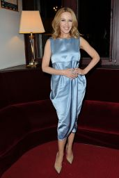 Kylie Minogue - Les Grandes Filles Play Benefiting APREC in Paris