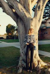Lily Donaldson - Porter Magazine #8 Summer 2015 Photos