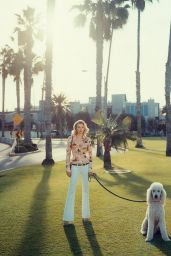 Lily Donaldson - Porter Magazine #8 Summer 2015 Photos