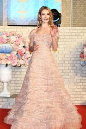 Lily James - Cinderella Premiere in Tokyo