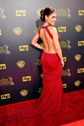 Lindsay Hartley – 2015 Daytime Emmy Awards in Burbank