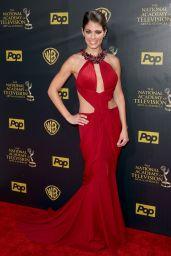 Lindsay Hartley – 2015 Daytime Emmy Awards in Burbank