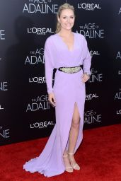 Lindsey Vonn – The Age Of Adaline Premiere in New York City