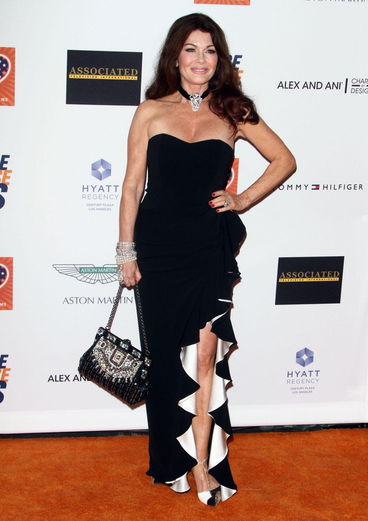 Lisa Vanderpump 2015 Race To Erase Ms Event In Century City