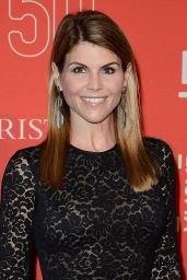 Lori Loughlin – 2015 LACMA's Gala in Los Angeles