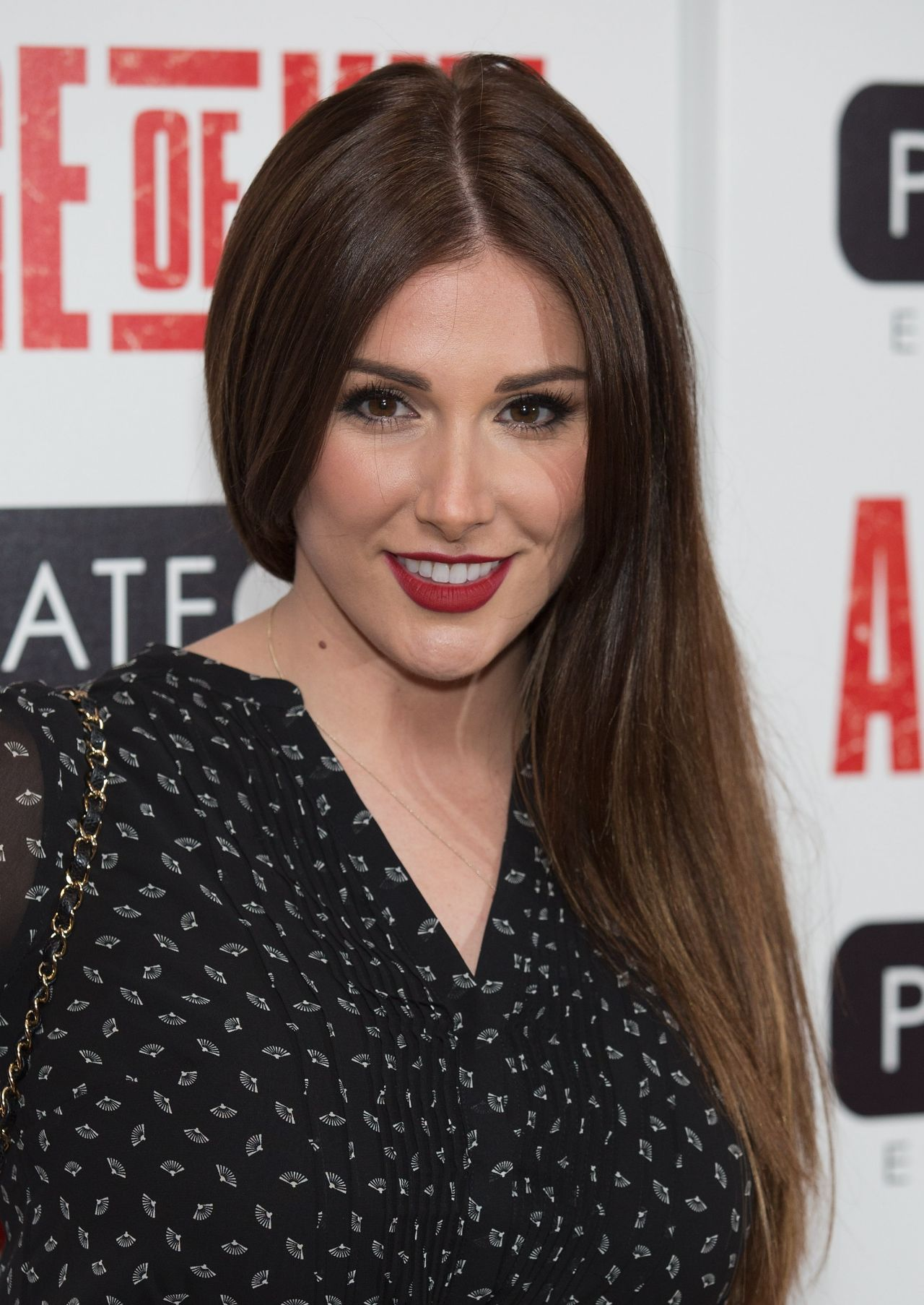 Lucy Pinder - Age Of Kill Private Screening at Ham Yard