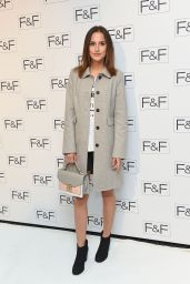 Lucy Watson - F&F Autumn/Winter 2015 Salon Show in London